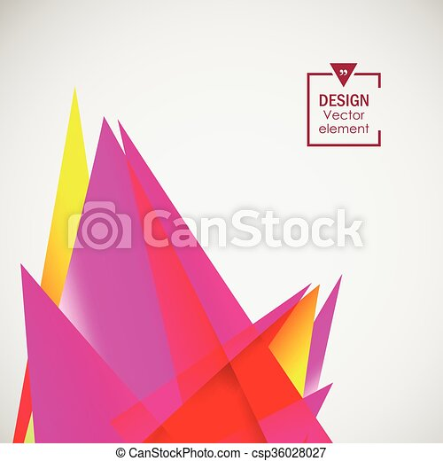Abstract background with place for your text - csp36028027