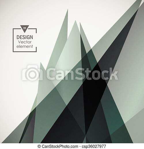 Abstract background with place for your text - csp36027977