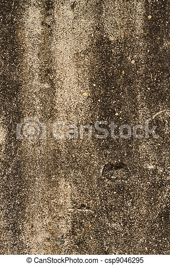 abstract background with round peeble cement  - csp9046295
