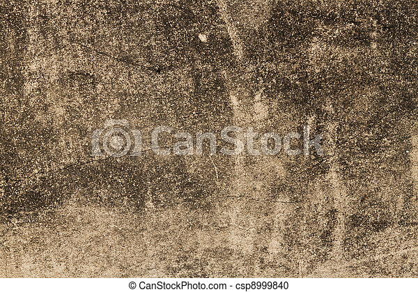 abstract background with round peeble cement  - csp8999840