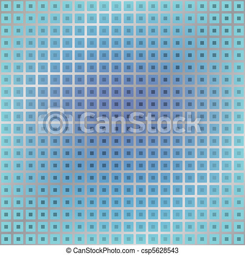 abstract background with squares and dots - csp5628543