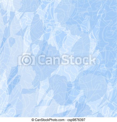 Abstract background with stains and curves - csp9876397