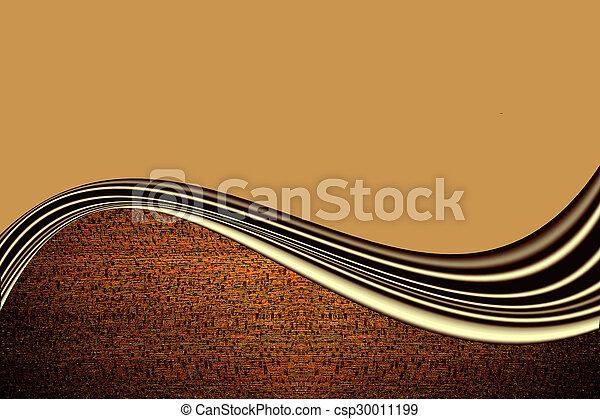 abstract beige background - csp30011199