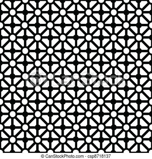 abstract, black , elem, achtergrond - csp8718137