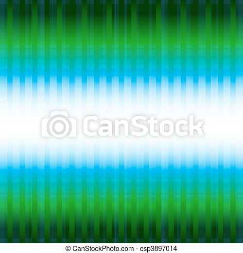 Abstract Blue And Green Background - csp3897014