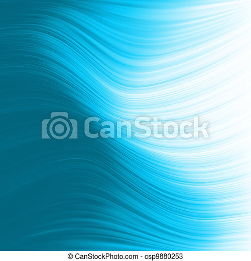 Abstract blue background. EPS 8 - csp9880253