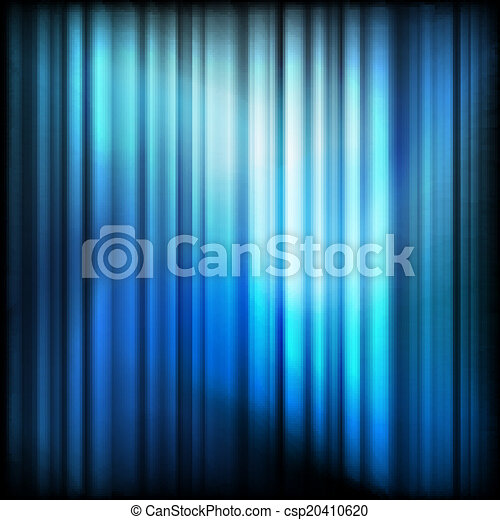 Abstract blue background - csp20410620