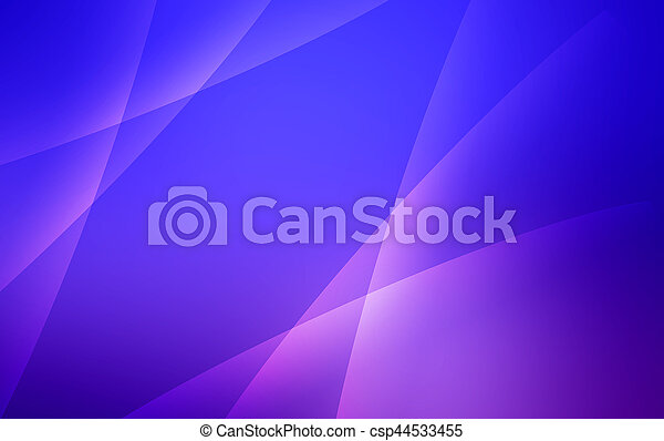 Abstract blue background - csp44533455