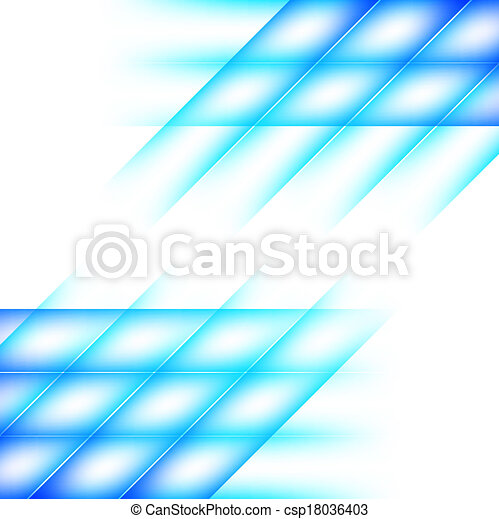 Abstract blue background  - csp18036403