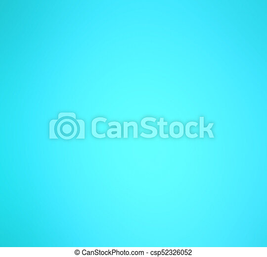 Abstract blue  blurred beautiful nature background. Soft and smooth texture - csp52326052