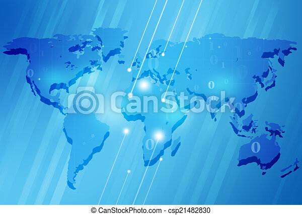 Abstract blue business background abstract technology business abstract blue business background csp21482830 gumiabroncs Gallery