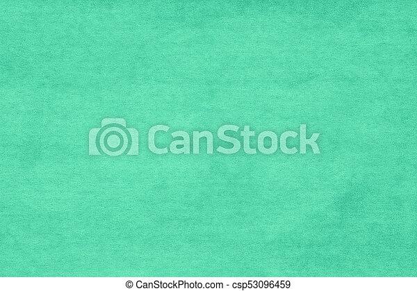 Abstract blue felt background. Blue velvet background. - csp53096459
