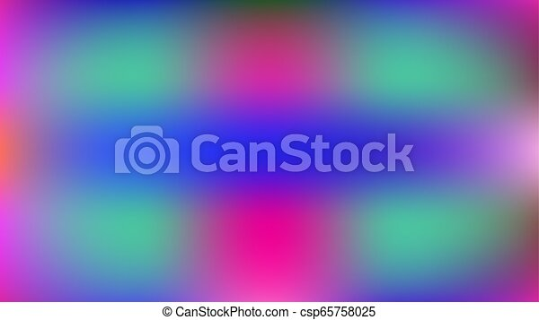 Abstract blue violet pink gradient background - csp65758025