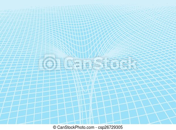 abstract blue water background - csp26729305