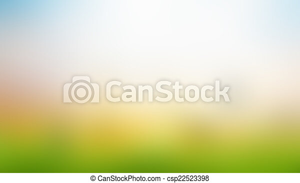 Abstract blur background - csp22523398