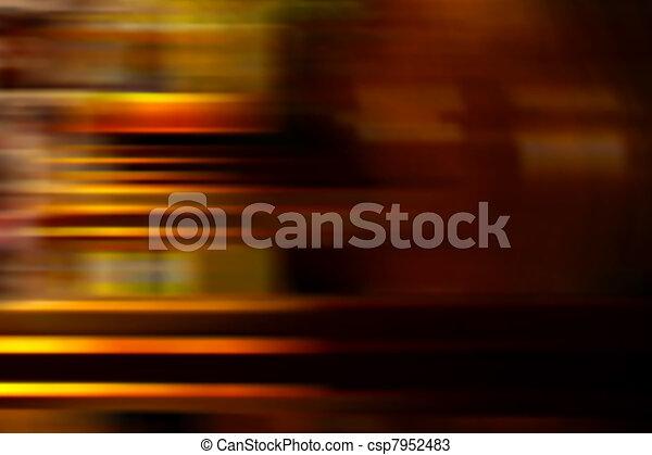 Abstract blur - csp7952483