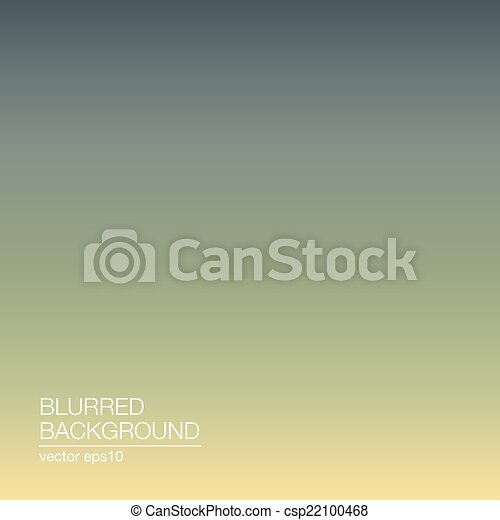 Abstract Blurred Backgrounds - csp22100468
