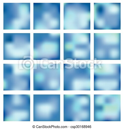 Abstract blurred backgrounds. - csp30168946