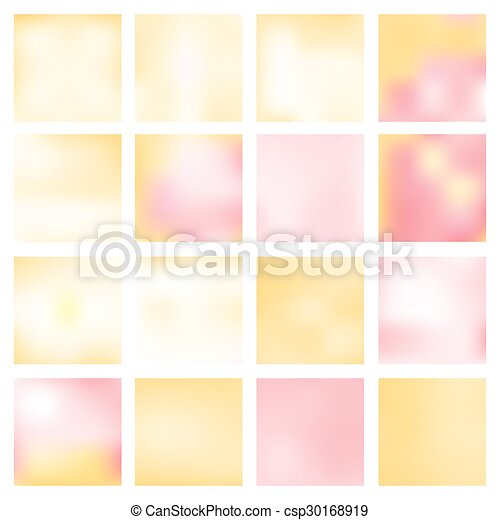 Abstract blurred backgrounds. - csp30168919