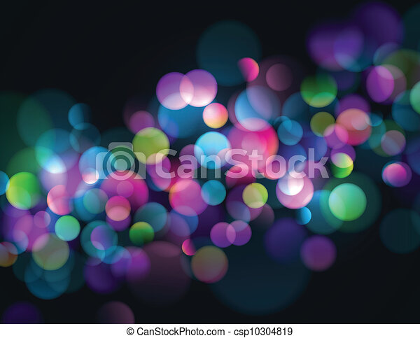 Abstract Bokeh Background - csp10304819
