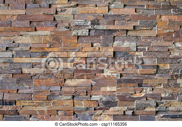 Abstract Brick Pattern - csp11165356