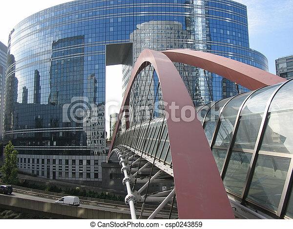 Abstract bridge - csp0243859