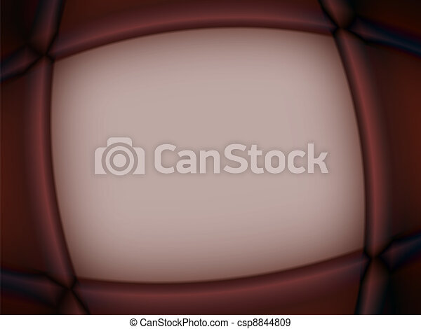 abstract brown frame backgrounds - csp8844809