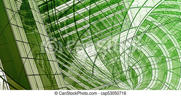 Abstract Building - csp53050716