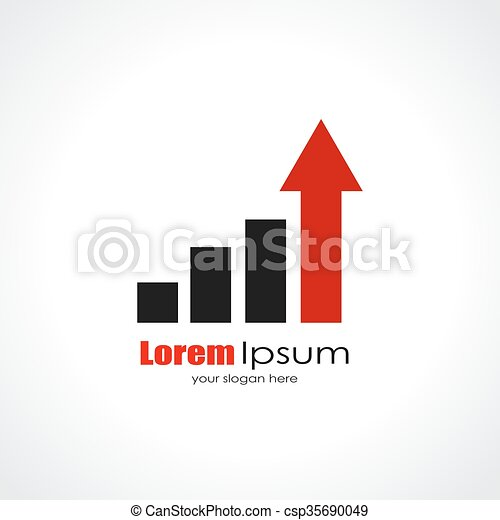 Abstract business logo - csp35690049
