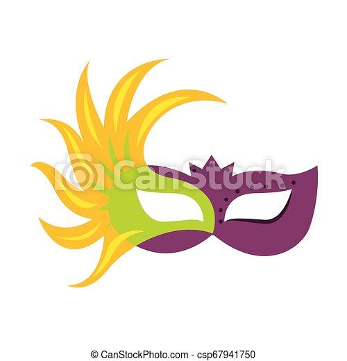 Abstract carnival mask - csp67941750