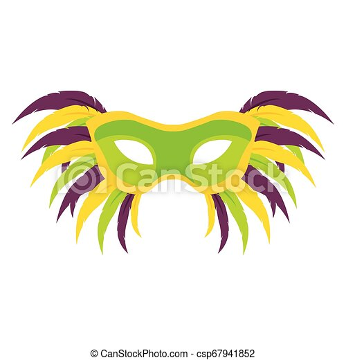 Abstract carnival mask - csp67941852