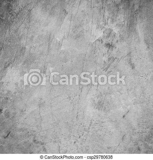 abstract cement wall texture and background - csp29780638