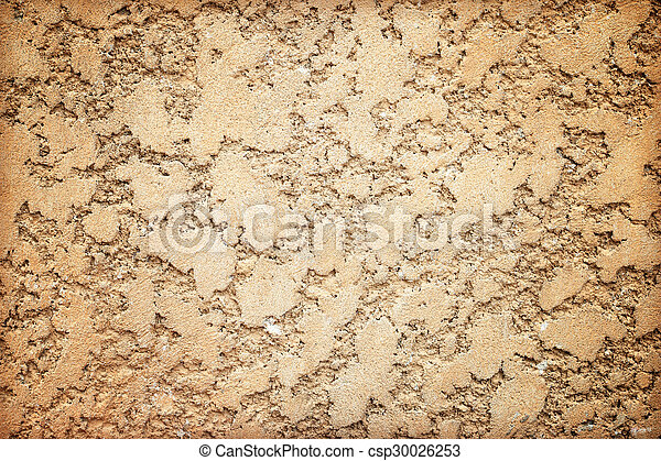 abstract cement wall texture background - csp30026253