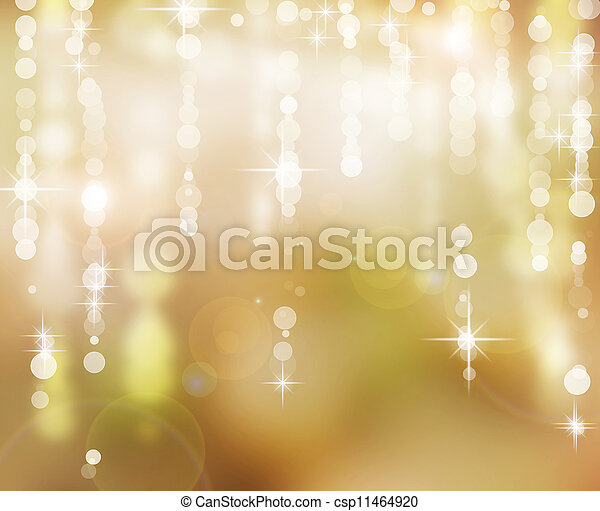 Abstract Christmas background. Holiday abstract background  - csp11464920