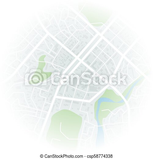Residential Clip Art Abstract