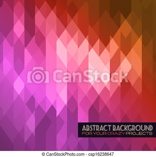 Abstract Club Flyer Template Abstract Background To Use For Music