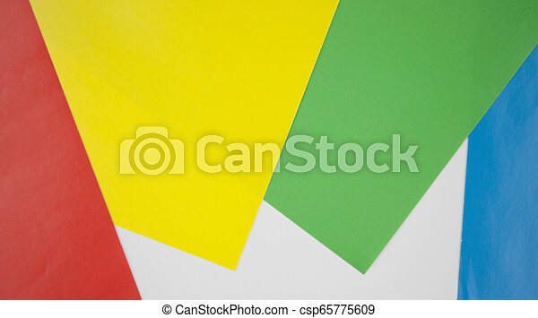Abstract Color Paper Geometric Background Creative Design Wallpaper