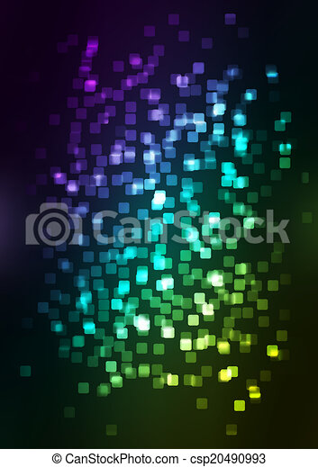 Abstract colorful background. EPS 8 - csp20490993