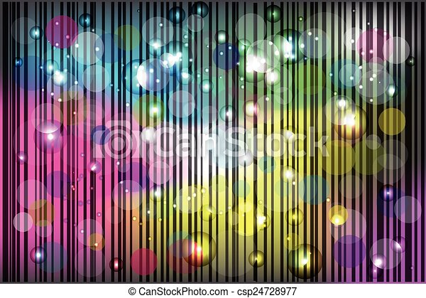 Abstract colorful background - csp24728977