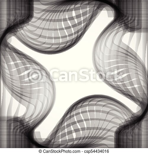 Abstract colorful vector background - csp54434016