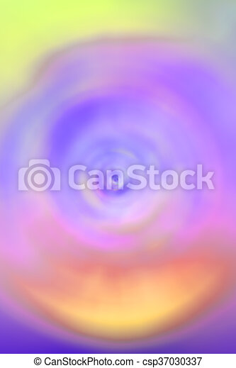 abstract colors and blurred background - csp37030337