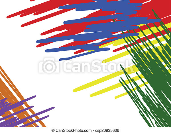 Abstract colourfull background. - csp20935608