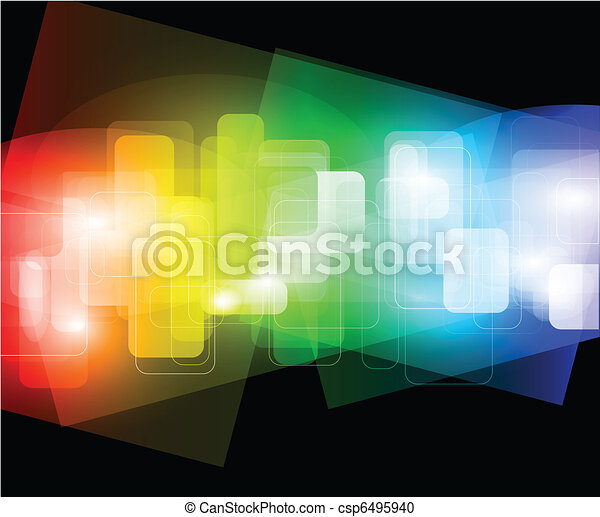Abstract colours background - csp6495940
