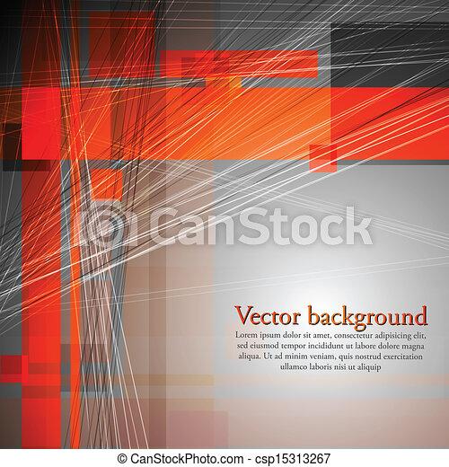 Abstract concept vector design - csp15313267