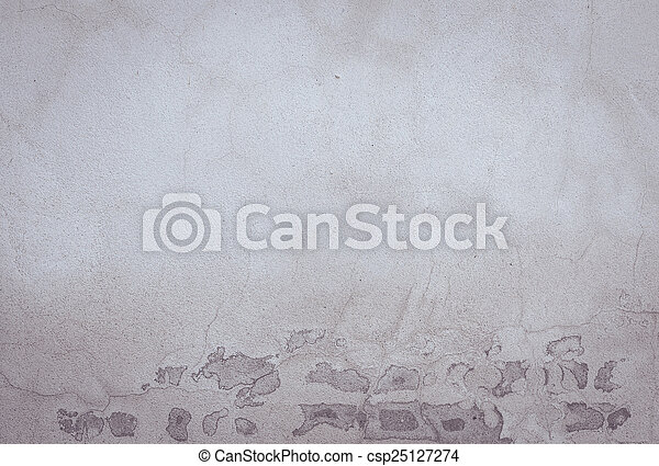 Abstract concrete wall texture - csp25127274