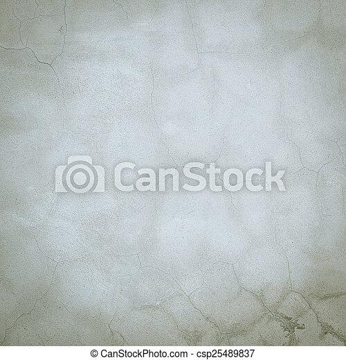 Abstract concrete wall texture - csp25489837