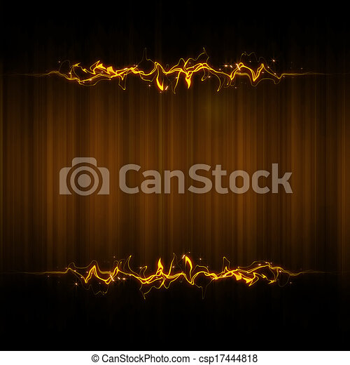 Abstract cover light background - csp17444818