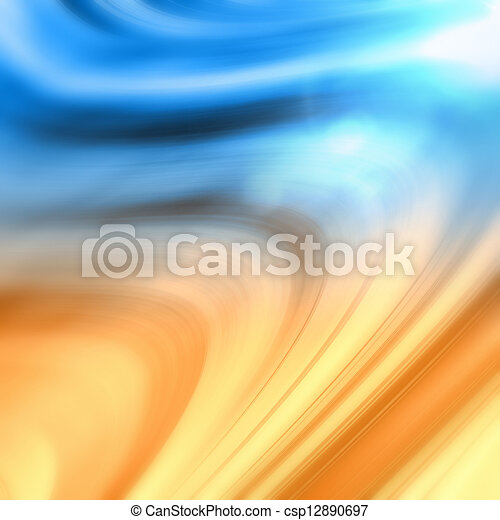 abstract curves background - csp12890697