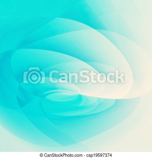 Abstract Curves Background - csp19597374
