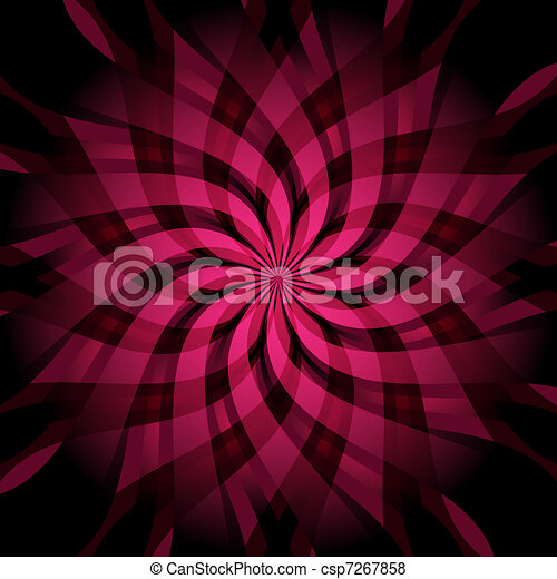 Abstract dark and purple-pink wallpape - csp7267858